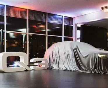 Lançamento Audi Q3 2020